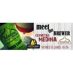 MEET THE BREWER- CERVEZAS ESPIGA- SÁBADO 4 JUNIO 19h