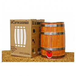 Kit embarrilado 5 L. - CERVEZANIA -
