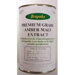 Extracto de Malta Concentrado Ámbar Brupaks 1,5kg