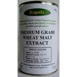 Extracto de Malta Concentrado de Trigo Brupaks 1,5kg