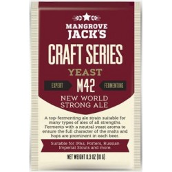 Levadura Mangrove Jack New World Strong Ale M42 - Craft Series
