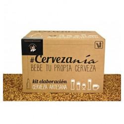 Kit elaboración cerveza- CERVEZANÍA - Dougall's Session Stout
