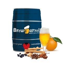 Kit Brewbarrel Christmas Beer