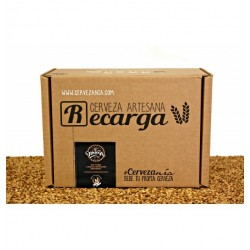Recarga Cervezanía -Malaqa American Pale Ale
