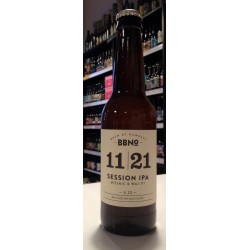 Brew By Numbers 11/21 Session IPA - Mosaic Wai-iti