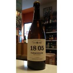 Brew by Numbers / La Pirata 18/05 Farmhouse Rye Saison