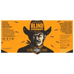 Freaks Brewing Blind Cowboy (Edic. Especial Doble Lager)