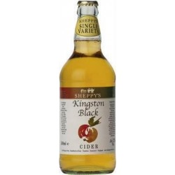 Sheppy's Kingston Black Cider