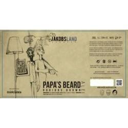 Jakobsland Brewers Papa's Beard