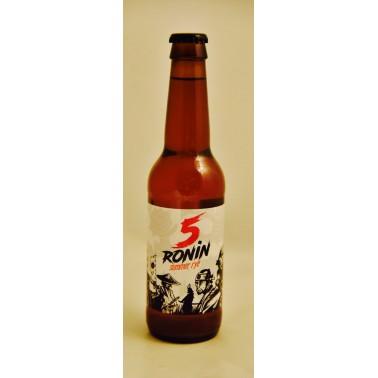 5 Ronin (Matmor/Freaks/Labirratorium/La Tienda de la cerveza/Cervezalandia)