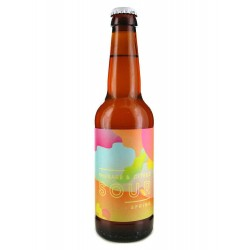 Tempest / Pilot / Cromarty / Fallen- Seasons project Spring: Rhubarb & Citrus Sour