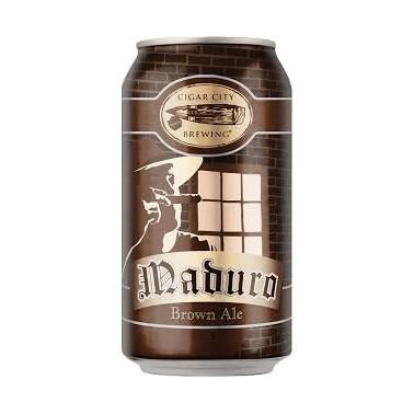 Cigar City Maduro Brown Ale (lata)