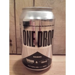Tibidabo Brewing & Brew By Numbers One Drop