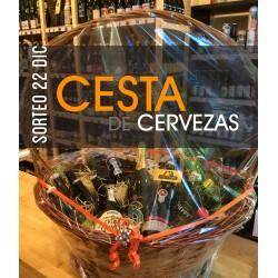 SORTEO NAVIDAD: CESTA DE CERVEZAS