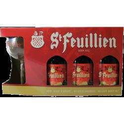 St Feuillien Cuvée de Noel