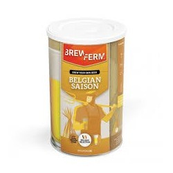 BREWFERM Kit de Cerveza Belgian Saison