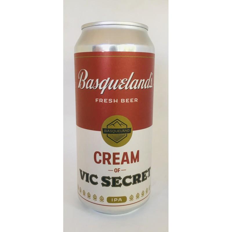 Basqueland Cream of Vic Secret