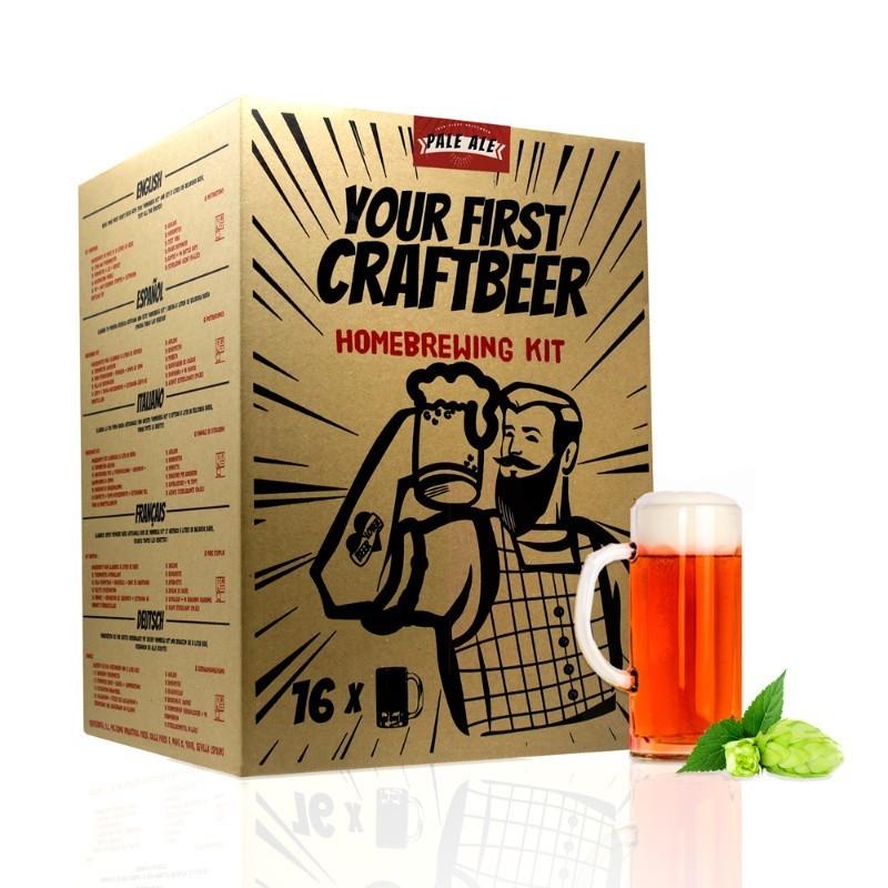 Kit Extracto Pale Ale - Cervezanía