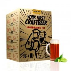 Kit Extracto Amber Ale - Cervezania