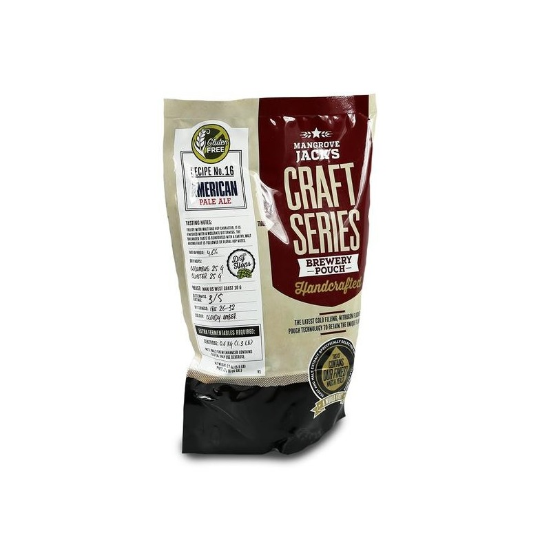 Mangrove Jack's Craft Series Brewery Pouch