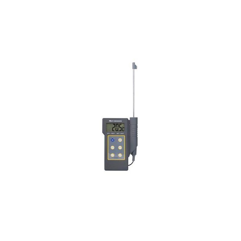 Termómetro digital con alarma -50/+300ºC