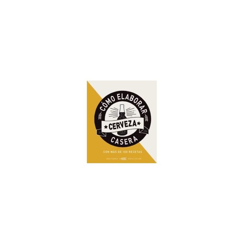 Libro Como Elaborar Cerveza Casera - Greg Hughes
