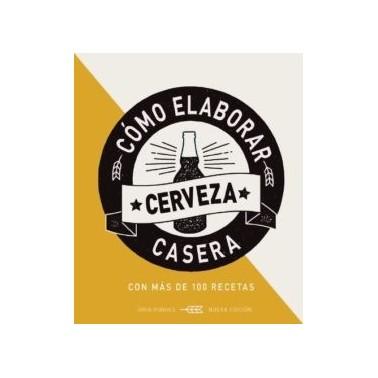 """Libro """"Como Elaborar Cerveza Casera"""" (Greg Hughes) 2ª Ed"""