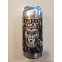 Naparbier / LIC Beer Angry Monkey