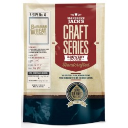Mangrove Jack's Craft Series recipe nº4 Bavarian Wheat