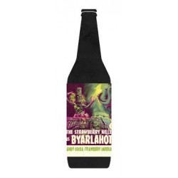 Yria / Reptilian The Strawberry Killers' Evil Tiki Cult Vs Byarlahotep The Almighty Dark God Of Beer