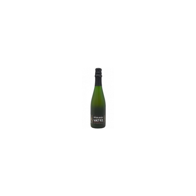 Boon Oude Geuze Boon a l'Ancienne - Vat 92 Mono Blend 37,5 cl.