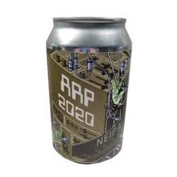 Wylie Brewery ARP 2020