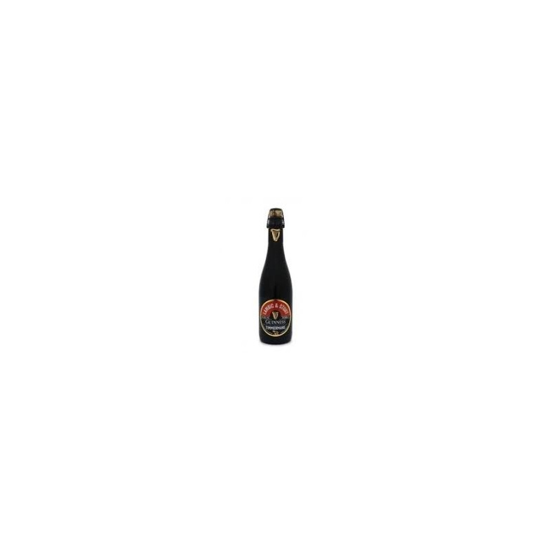Timmermans / Guinness Lambic & Stout 37,5 cl.