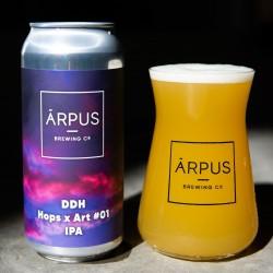 Arpus DDH Hops x Art 01 IPA