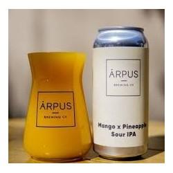 Arpus Mango x Pineapple Sour IPA