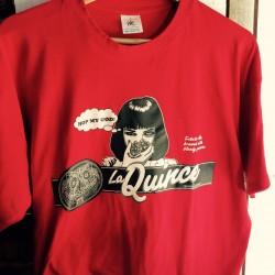 camiseta hop my god la quince