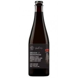 Collective Arts / Voodoo Brewery Origin of Darkness w/ Cocoa Nibs & Cassia Bark