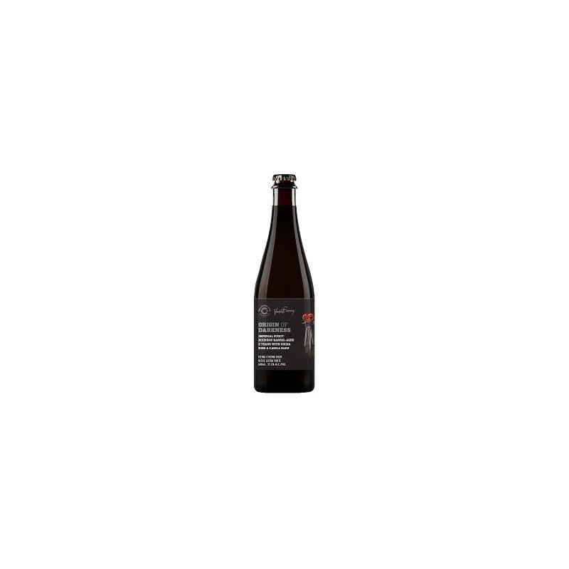 Collective Arts / Voodoo Brewery Origin of Darkness w/ Cocoa Nibs & Cassia Bark