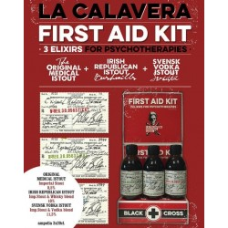 La Calavera- First Aid KIt