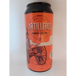 28030 Brewing Co. Artilleros