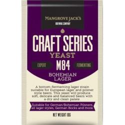 Levadura Mangrove Jack Bohemian Lager M84 - Craft Series