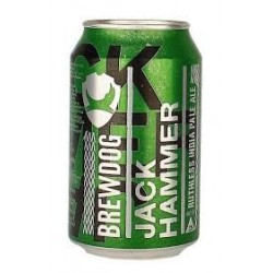 BrewDog Jack Hammer - Lata -