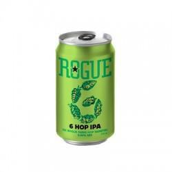 Rogue Farms 6 Hop IPA Lata