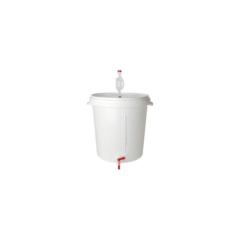Cubo de Fermentación Completo Brewferm