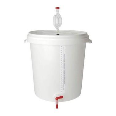 Cubo de Fermentación Completo 30 L. Brewferm