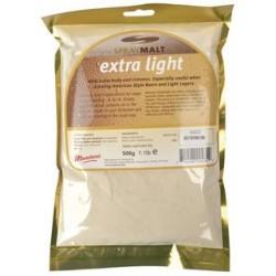 Extracto de Malta Muntons  Extra Palido 500 gr