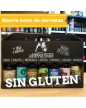 Lote regalo de cervezas: 7 DIAS 7 BIRRAS sin gluten