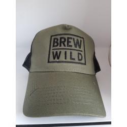 Gorra La Quince Brew Wild Verde
