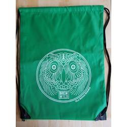 Mochila La Quince Brew Wild Verde