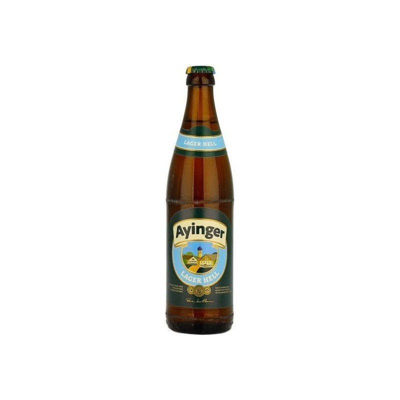 Ayinger Lager Hell 50cl